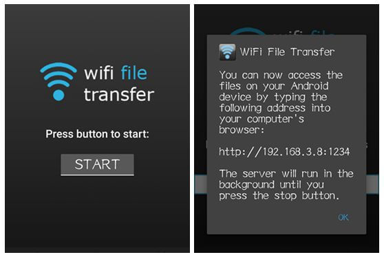 Photo Wifi Transfer