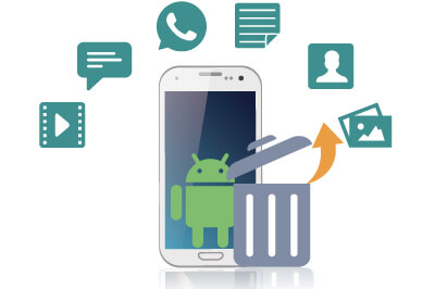 Recover SMS Contacts Video Photo from Android