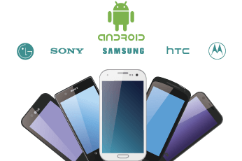 Support Android Devices to Recover