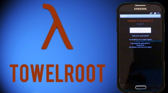 Use Towelroot to Root Android