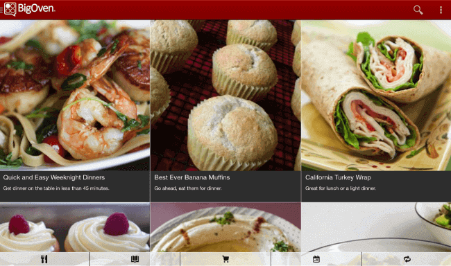 Cook delicious food with the help of android with food network in the kitchen you are allowed to know how to cook meals your favorite chefs good at you can try the recipes by watching forumfinder Images