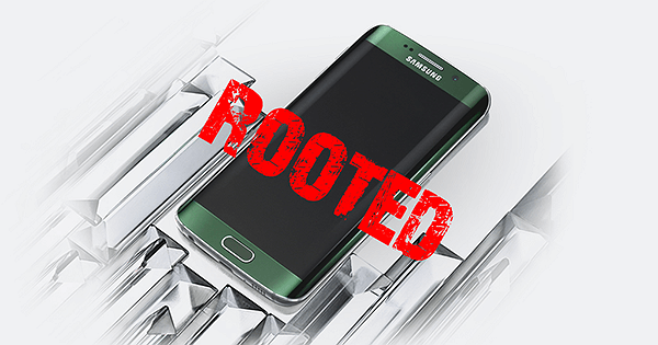 Galaxy S6 Rooted