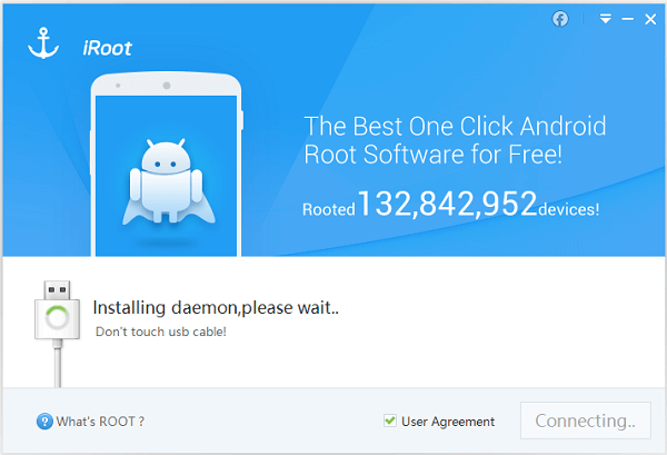 iRoot to Access Your Phone