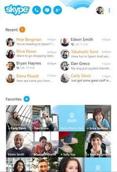skype android app review