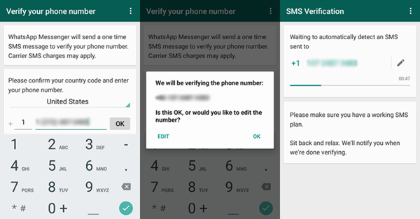 Troubleshooting WhatsApp