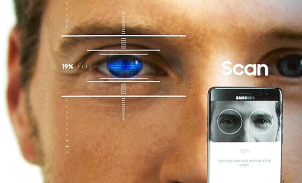 How Iris Scanner Works