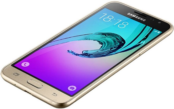 Galaxy J3 Appearance and Design
