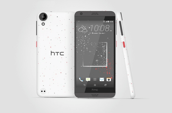 HTC Desire 530/630/825 Splash-color Display