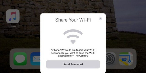 Share Your Wi-Fi