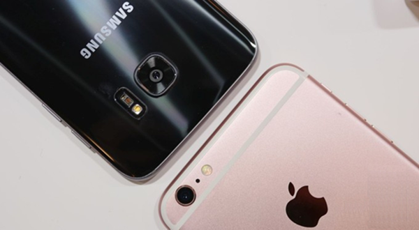 iPhone 6s Plus vs. Samsung Galaxy S7 Edge: Camera