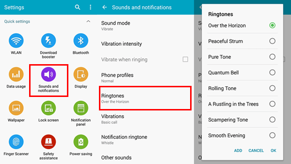 Make Ringtones for Android