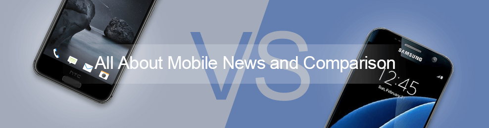 News and Comparison of Mobile