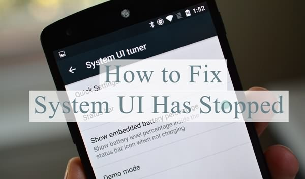 Why System UI Has Stopped