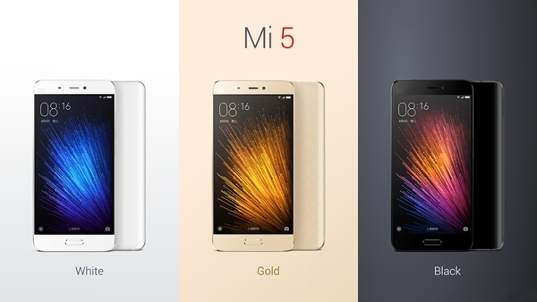 Xiaomi Mi5 Review Design