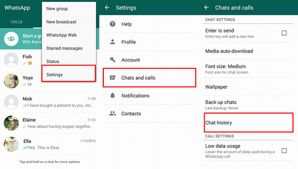 how to restore whatsapp chat from google drive on iphone