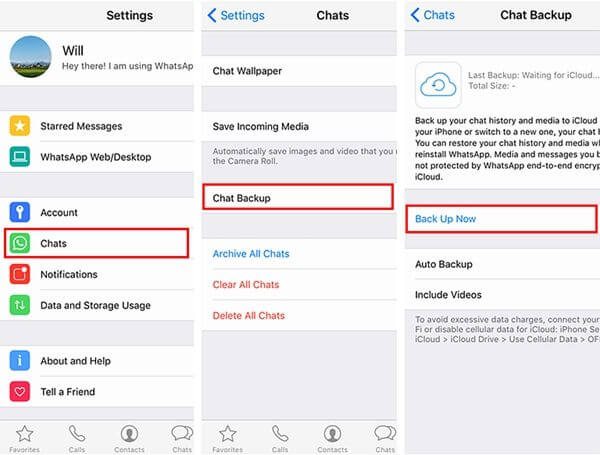 Download whatsapp backup from ios to android