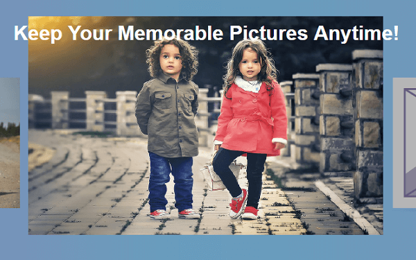 Manage Photos Anytime