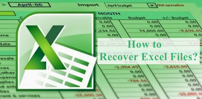 Recover Excel