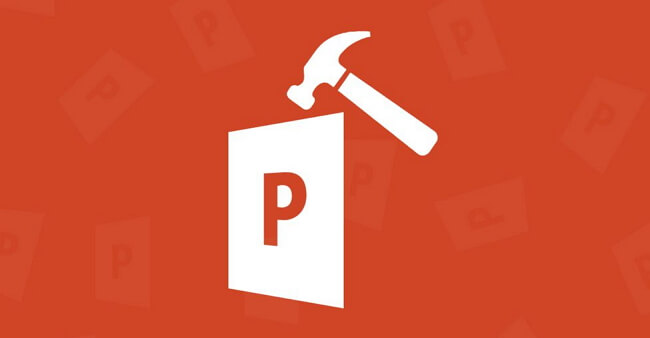 Repair PowerPoint File