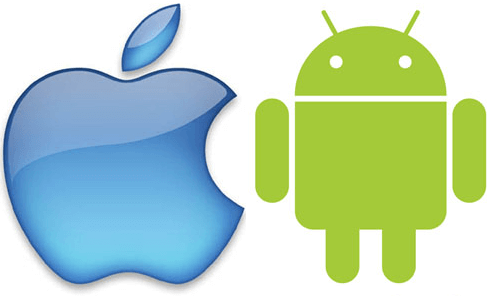 Transfer from Android to iOS